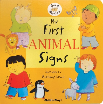 My First Animal Signs -
