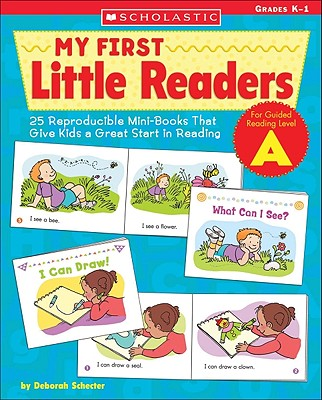 My First Little Readers: Grades K-1 - Schecter, Deborah