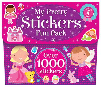 My First Pretty Sticker Pack -