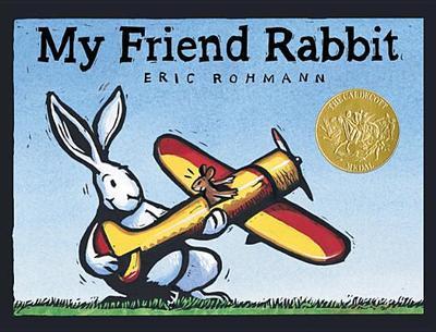 My Friend Rabbit -