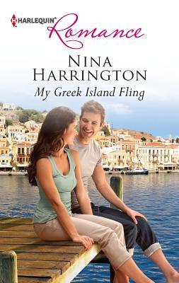 My Greek Island Fling - Harrington, Nina