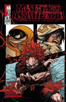 My Hero Academia, Vol. 16 - Horikoshi, Kohei