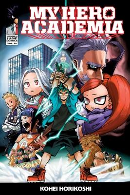 My Hero Academia, Vol. 20, 20 - Horikoshi, Kohei