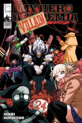 My Hero Academia, Vol. 24 - Horikoshi, Kohei