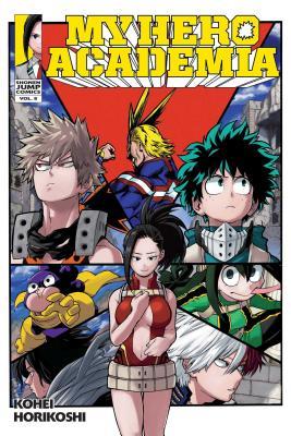 My Hero Academia, Vol. 8 - Horikoshi, Kohei