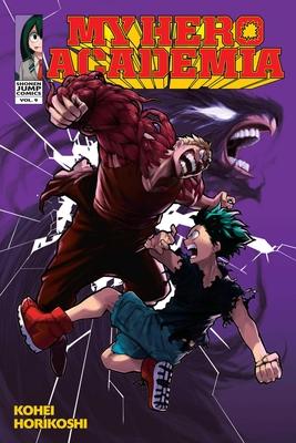 My Hero Academia, Vol. 9 - Horikoshi, Kohei