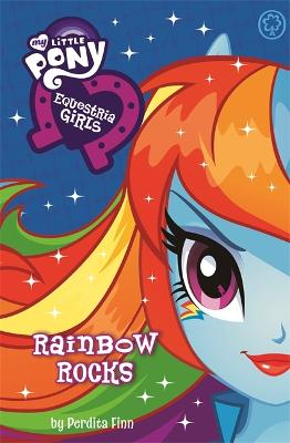 My Little Pony: Equestria Girls: Rainbow Rocks! - Finn, Perdita, and My Little Pony
