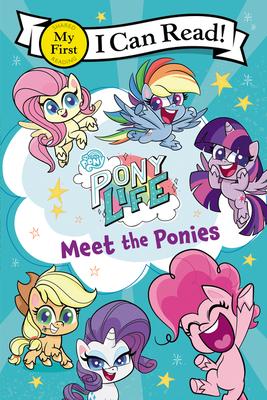 My Little Pony: Pony Life: Meet the Ponies - Hasbro