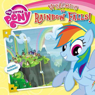 My Little Pony: Welcome to Rainbow Falls! - London, Olivia