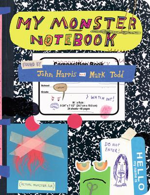 My Monster Notebook - Harris, John