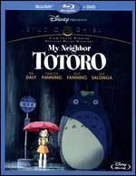 My Neighbor Totoro [2 Discs] [Blu-ray/DVD]