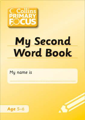 My Second Word Book: Spelling -