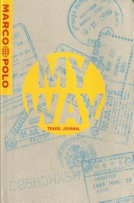 MY WAY Travel Journal (Passport Cover) - Marco Polo