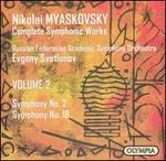 Myaskovsky: Symphonies Nos. 2 & 18