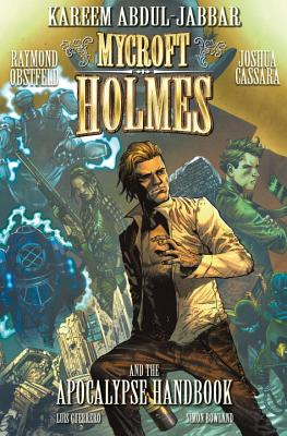 Mycroft Holmes and the Apocalypse Handbook - Abdul-Jabbar, Kareem