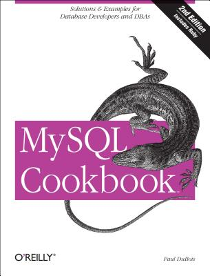 MySQL Cookbook - DuBois, Paul