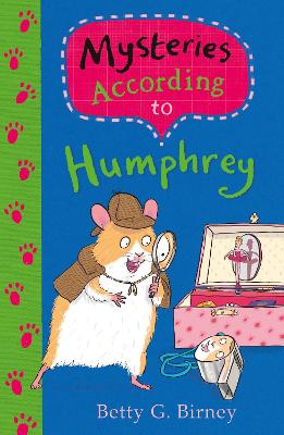 Mysteries According to Humphrey - Birney, Betty G.