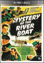 Mystery of the Riverboat [Serial]