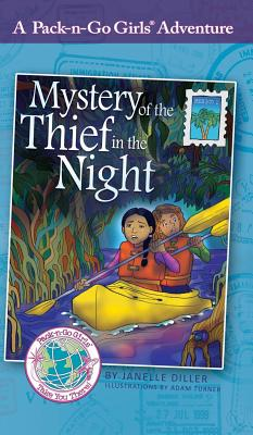 Mystery of the Thief in the Night: Mexico 1 - Diller, Janelle, and Travis, Lisa, Professor (Editor)