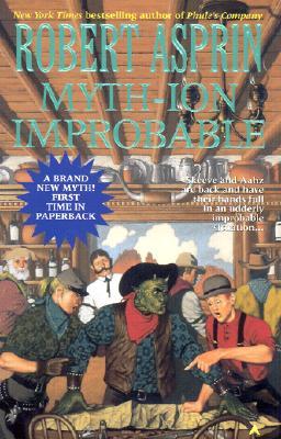 Myth-Ion Improbable - Asprin, Robert