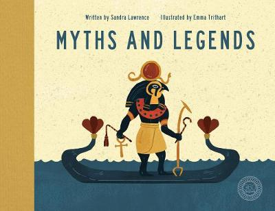 Myths and Legends - Lawrence, Sandra