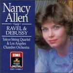 Nancy Allen Plays Ravel & Debussy