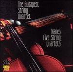 Nanes: String Quartets