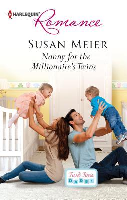 Nanny for the Millionaire's Twins - Meier, Susan