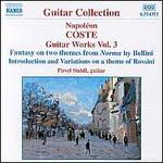 Napol�on Coste: Guitar Works, Vol. 3
