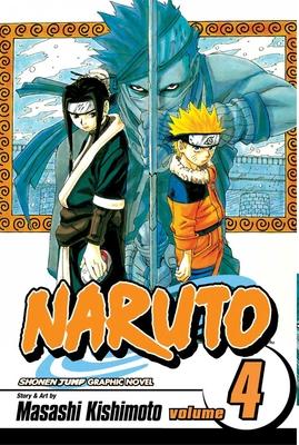 Naruto, Volume 4 -