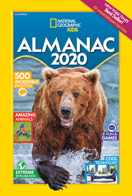 National Geographic Kids Almanac 2020 - Kids, National Geographic