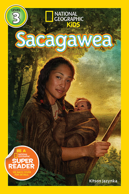 National Geographic Readers: Sacagawea - Jazynka, Kitson