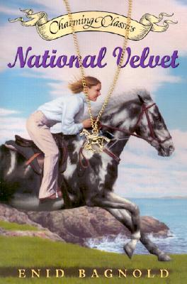 National Velvet Book and Charm - Bagnold, Enid