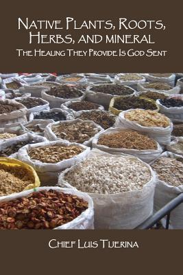 Native Plants, Roots, Herbs, and Mineral: The Healing They Provide Is God Sent - Tijerina, Luis