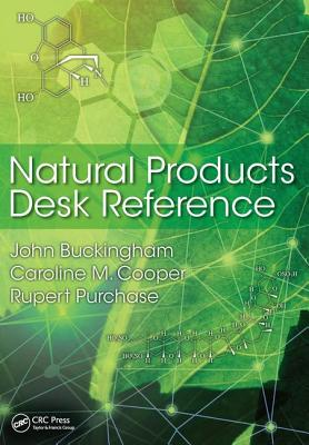 Natural Products Desk Reference - Buckingham, John