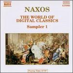 Naxos: The World of Digital Classics, Sampler 1