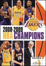 NBA: 2008-2009 Champions - Los Angeles Lakers