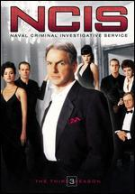 NCIS: Naval Criminal Investigative Service - The Third Season [6 Discs]
