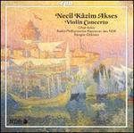 Necil Kâzim Akses: Violin Concerto