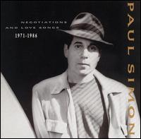 Negotiations and Love Songs 1971-1986 - Paul Simon