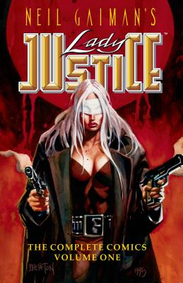 Neil Gaiman's Lady Justice #1 - Henderson, C J