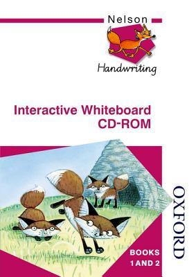 Nelson Handwriting Whiteboard Cd Rom 1 & 2 Level (Cd-Rom) - Nelson Handwriting Whiteboard Cd Rom 1 & 2 Level (Cd-Rom)-