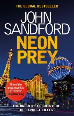 Neon Prey - Sandford, John