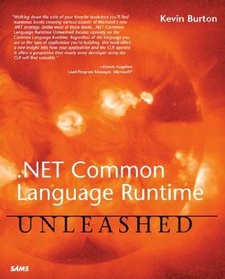 Net Common Language Runtime Unleashed 2v - Burton, Kevin