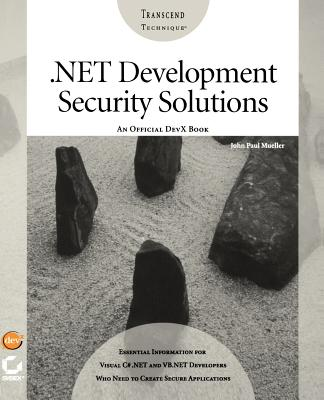 .Net Development Security Solutions - Mueller, John Paul, CNE