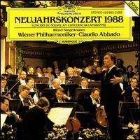 Neujahrskonzert 1988 - Vienna Boys' Choir (choir, chorus); Wiener Philharmoniker; Claudio Abbado (conductor)