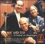 New Arts Trio in Recital at Chautauqua