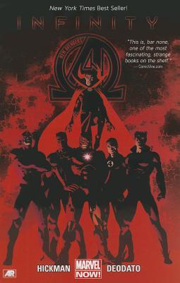 New Avengers Volume 2: Infinity (marvel Now) - Hickman, Jonathan, and Deodato, Mike (Artist)