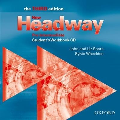 New Headway: Pre-Intermediate Third Edition: Student's Workbook Audio CD - Soars, John, and Soars, Liz