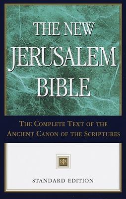 New Jerusalem Bible-NJB-Standard - Wansbrough, Henry (Editor)